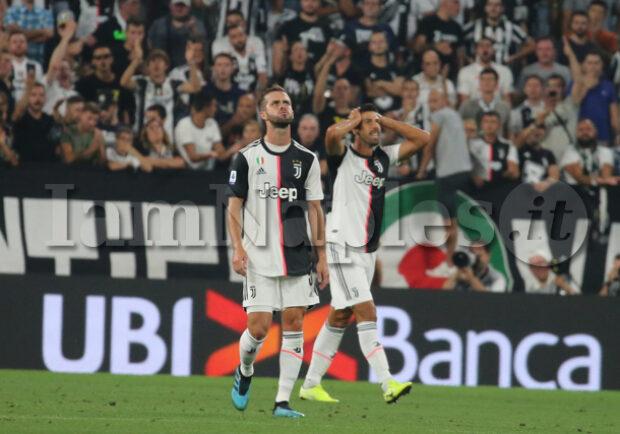 """Juve, Pjanic: """"Siamo la squadra migliore in Italia. Dobbiamo essere i primi in classifica"""""""