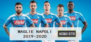 Maglia ufficiale Napoli 2020