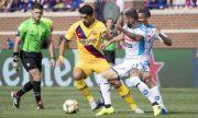 VIDEO – Barcellona-Mallorca 4-1: meraviglioso gol di tacco di Suarez!