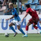 PHOTOGALLERY – Youth League, Napoli-Liverpool 1-1: rivivi il match con gli scatti di IamNaples.it