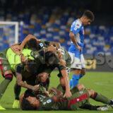 VIDEO – Napoli-Cagliari 0-1, Castro gela il San Paolo in contropiede