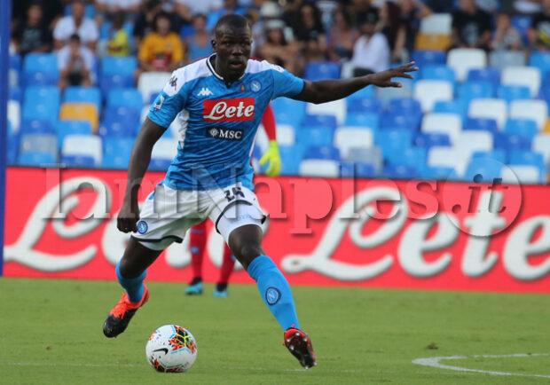 Sky – Koulibaly scenderà in campo contro l'Udinese, Luperto in panchina