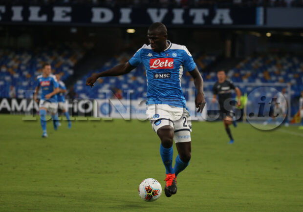 FOTO – Pallone d'Oro: Kalidou Koulibaly al 24° posto in classifica