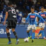 GRAFICO – Napoli-Verona: per l'attacco scalpitano Milik e Younes