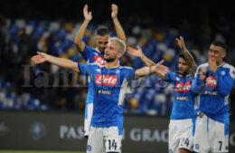 Salisburgo-Napoli 2-3, le pagelle: Mertens nella storia, 'superato' Diego. Meret fondamentale!