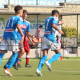 Under 17, Napoli-Crotone 2-1: le pagelle di IamNaples.it