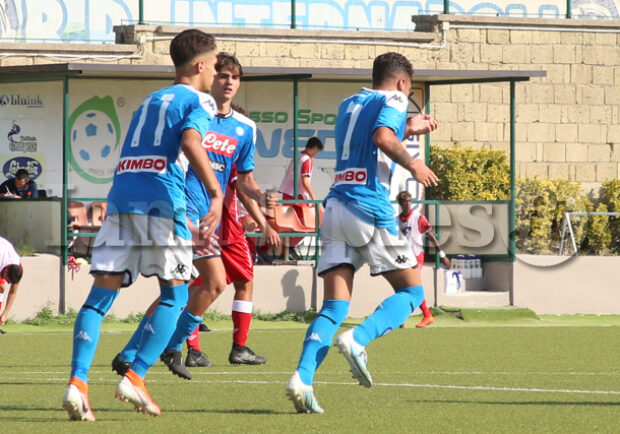 Under 17, Napoli-Crotone 2-1: le pagelle di IamNaples.it