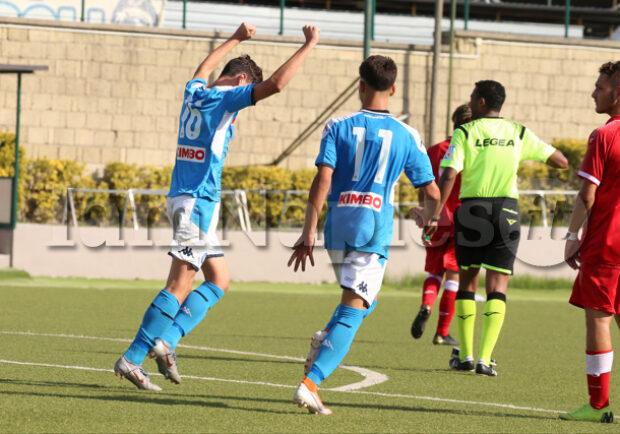 Under 17, Napoli-Ascoli 3-1: le pagelle di IamNaples.it