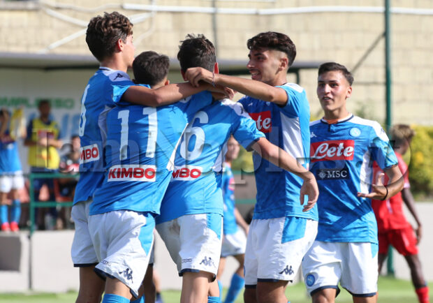 VIDEO IAMNAPLES.IT – Under 17, Napoli-Juve Stabia 3-0: Gli highlights del match