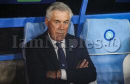 "Ancelotti a Sky: ""Bellissima serata, grande gol di Insigne"""