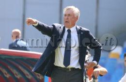 """Ancelotti si racconta alla Uefa: """"Per il Napoli la Champions è una verifica, dobbiamo fare sempre meglio"""""""