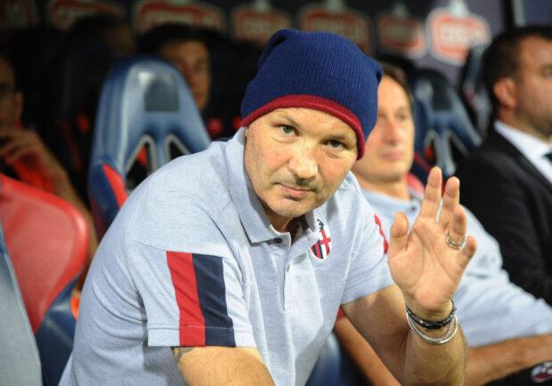 """VIDEO – Mihajlovic ringrazia i tifosi del Bologna nel giorno del centenario: """"Vincerò questa battaglia grazie a voi"""""""
