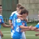 VIDEO IAMNAPLES.IT – Under 15, Napoli-Trapani 1-1: gli highlights del match