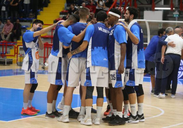 RILEGGI LIVE – GeVi Napoli Basket-N.P.C.Rieti 79-68, tornano a vincere i partenopei