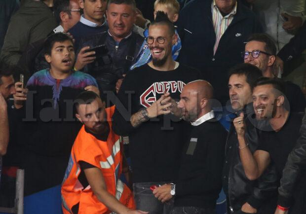 """SSC Napoli, la radio ufficiale: """"Confermato il ritorno di Hamsik al San Paolo! Ci saranno giochi di luci e giro di campo"""""""