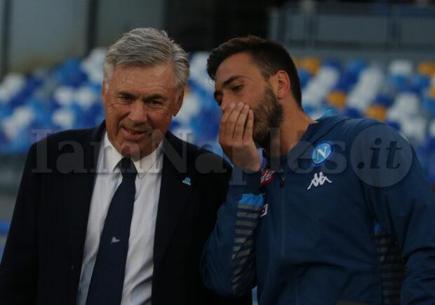 """Alciato elogia Davide Ancelotti: """"Primo nei corsi Uefa B e Uefa A e parla cinque lingue: raccomandato a chi?!"""""""