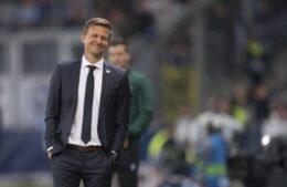 """Salisburgo, il tecnico Marsch: """"Il Napoli è una formazione molto flessibile e difficile da decifrare. Guarderemo tutti i loro match"""""""