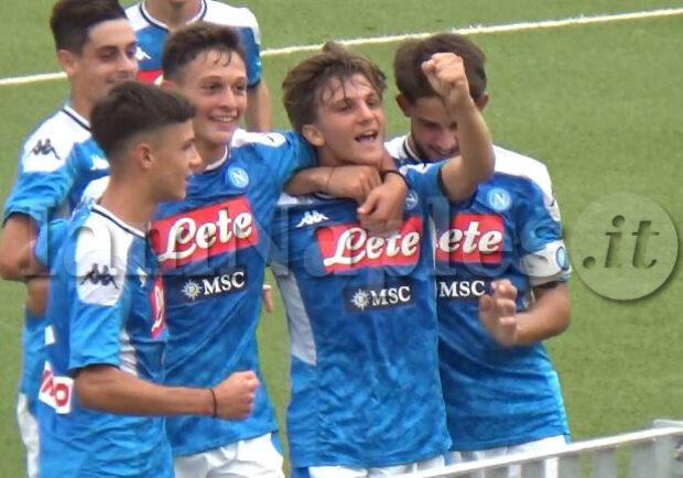 VIDEO IAMNAPLES.IT – Under 16, Napoli-Perugia 2-1: gli highlights del match