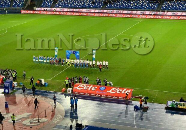 RILEGGI LIVE – Napoli-Genoa 0-0, continua la crisi degli azzurri. Nuovo stop per la squadra di Ancelotti