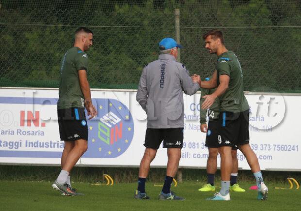 """Gazzetta: """"Ancelotti prende in mano la squadra. Lungo discorso agli azzurri alla vigilia della gara con il Genoa"""""""