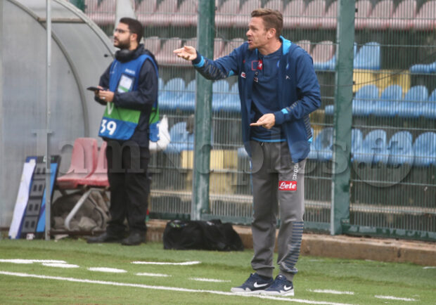 Primavera 1, Napoli-Juventus: Baronio sceglie il 4-3-1-2, prima da titolare per Tsoungui