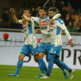 PHOTOGALLERY – Milan-Napoli 1-1, rivivi il match con gli scatti di IamNaples.it