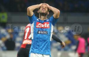 Mattino – Mertens e Callejon, rinnovi congelati: per il belga c'è l'Inter