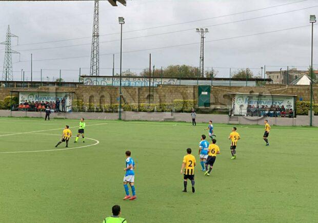 Under 16, Napoli-Juve Stabia 1-0: le pagelle di IamNaples.it