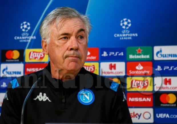 """Ancelotti in conferenza stampa: """"I giocatori non devono giocare per me, ma per la maglia.  Nessuno contesta i metodi di allenamento"""""""