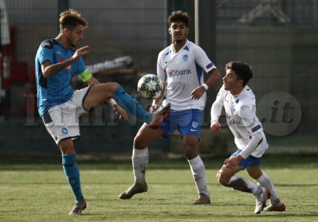 Youth League, Napoli-Genk 0-0: le pagelle di IamNaples.it