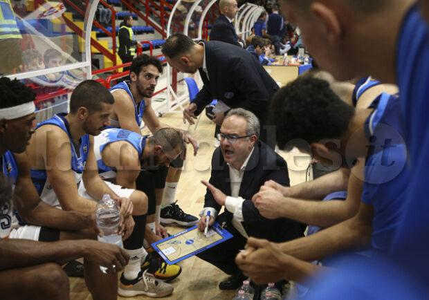 RILEGGI LIVE – Bcc Treviglio-Ge.Vi Napoli Basket 73-58, sconfitta in trasferta per i partenopei