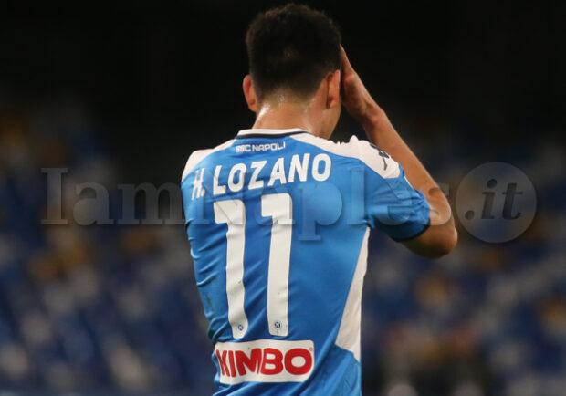 """SSC Napoli: """"Reazione decisa, segnali di carattere ma non arriva il 2-1″"""
