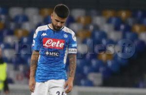 CdS – Udinese-Napoli, Insigne non reagisce alla sostituzione