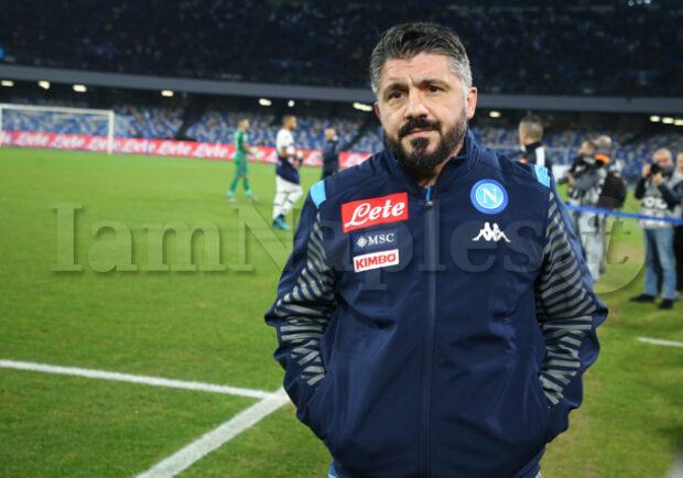"""RILEGGI IL LIVE – Gattuso: """"Dopo il mercato di gennaio farò scelte dure. La parola tradimento non è corretta"""""""