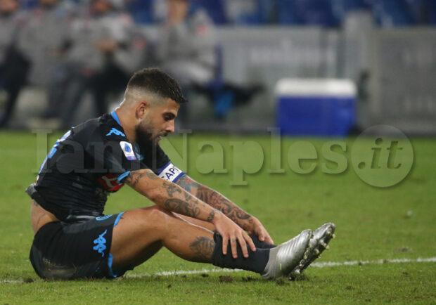 Napoli a ritmo retrocessione nelle ultime 6 gare: peggio solo Spal e Genoa