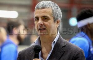 """GeVi Napoli, il Presidente attacca: """"Si pensa solo al calcio, poco interesse nel basket"""""""