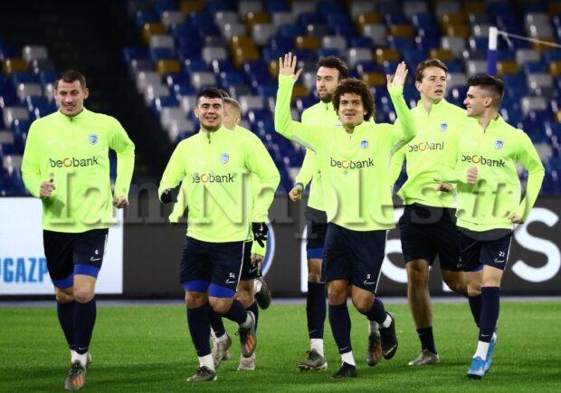 IN CASA DELL'AVVERSARIO – Genk, il club belga arriva al San Paolo per onorare la Champions
