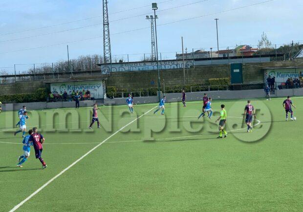 RILEGGI LIVE – Under 17: Napoli-Crotone 2-1 (9'Maesano su rig., 36′ Iaccarino su rig., 71′ De Simone), vittoria in rimonta per gli azzurrini