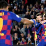 Barcellona-Getafe 2-1: i blaugrana chiudono la gara nel primo tempo, ma rischiano di perdere Jordi Alba per infortunio