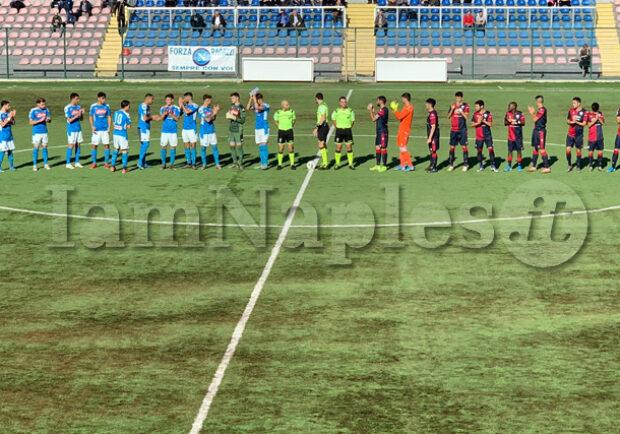 RILEGGI IL LIVE – Primavera 1, Napoli-Cagliari 0-1(71′ Contini): Ancora una sconfitta per gli azzurri