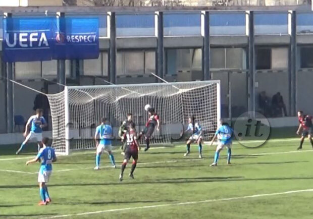 VIDEO IAMNAPLES.IT – Primavera 1, Napoli-Cagliari 0-1: gli highlights del match