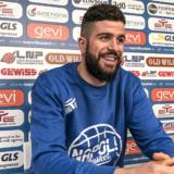 """GeVi Napoli Basket, Iannuzzi si presenta: """"Ho tanta voglia di vincere con questa maglia"""""""