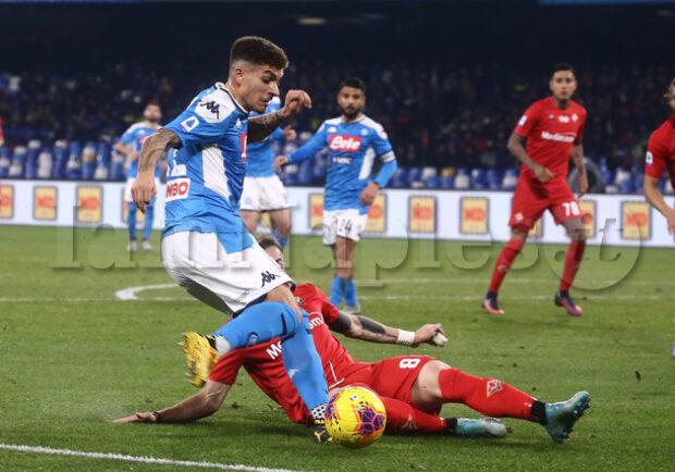 """Di Lorenzo: """"Sogno di andare all'Europeo, voglio convincere Mancini. Su Demme dico…"""""""