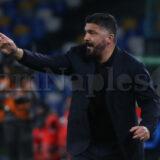 Napoli-Fiorentina, i convocati di Gattuso: fuori Mertens, prima apparizione per Lobotka