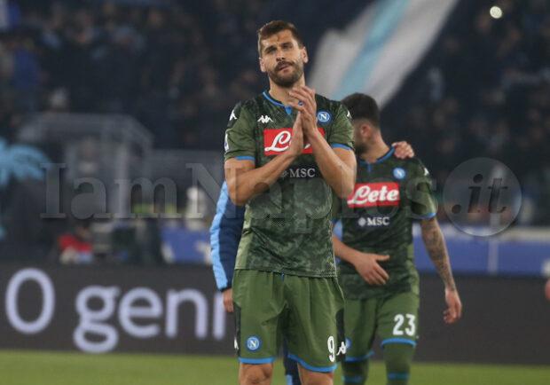 Coppa Italia, le probabili formazioni di Napoli-Perugia: Gattuso lancia Elmas, Lozano e Llorente dal primo minuto