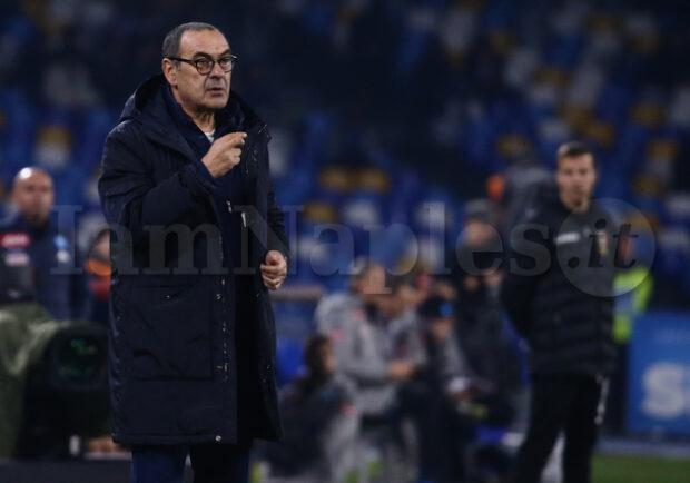 """Juve, Sarri: """"Non vedo miglioramenti ma non sono preoccupato"""""""