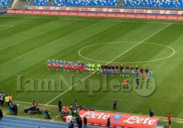 RILEGGI LIVE – Coppa Italia: Napoli-Perugia 2-0 (24′ e 36′ Insigne su rig.), gli azzurri accedono ai Quarti di Finale