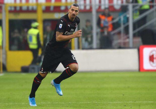 Serie A, Brescia-Milan 0-0 all'intervallo: bene Torregrossa, errore di Ibra davanti alla porta