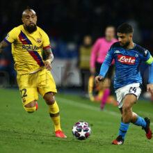 Napoli, Insigne con Gattuso ha ritrovato serenità e continuità di rendimento