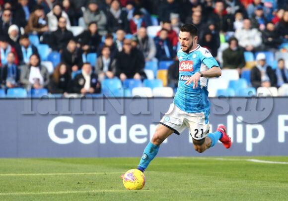 """Politano: """"I tifosi del Napoli sono molto calorosi, non vedo l'ora di segnare il primo gol in azzurro. Sulle differenze tra Conte e Gattuso dico…"""""""